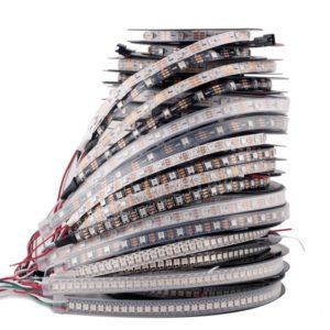 Светодиодные ленты WS2812b